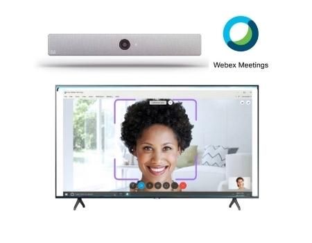 Giải pháp hội nghị truyền hình cho phòng họp nhỏ Cisco