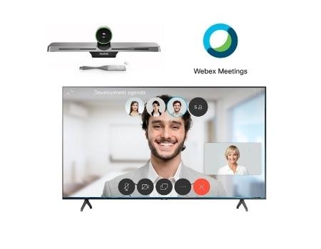 Giải pháp hội nghị truyền hình cho phòng họp nhỏ Yealink