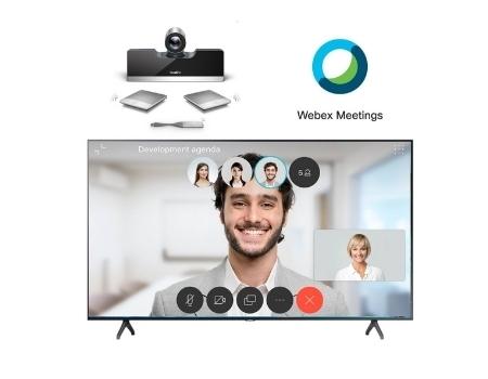 Giải pháp hội nghị truyền hình cho phòng họp vừa Yealink